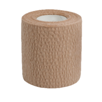 50mm Premium Light Hand Tearable Stretch Tape - Tan
