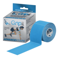 Gripit Advance KTape - Blue 5cm
